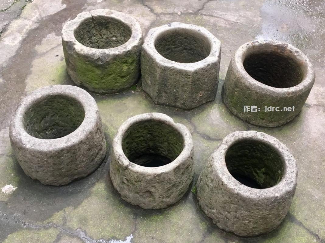 古迹:建德梅城六眼井